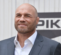 CULVER CITY, CA - JUNE 08:  MMA fighter Randy Couture attends Spike TV's Guys Choice 2013 at Sony Pictures Studios on June 8, 2013 in Culver City, California.  (Photo by Frazer Harrison/Getty Images for Spike TV)